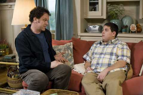 John C. Reilly and Jonah Hill Cyrus