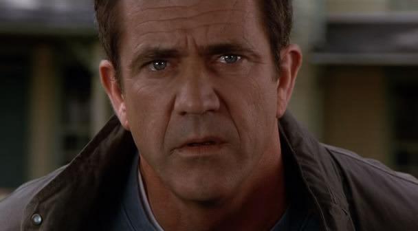 mel gibson younger. Graham Hess (Mel Gibson) lives